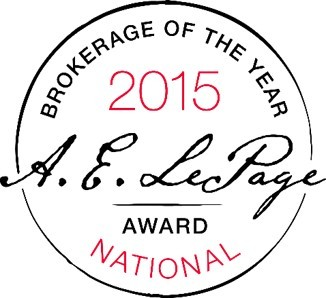 2015 A.E. Lepage Award National