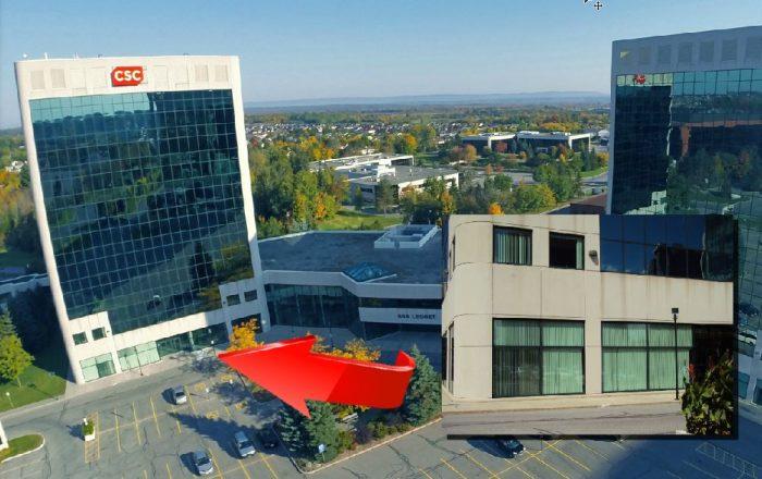 555 legget Drive-Royal LePage Kanata Real Estate Office
