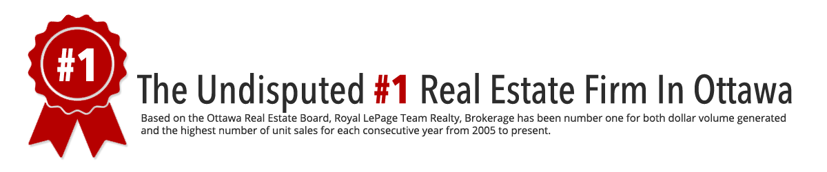 Number one real estate firm in Ottawa