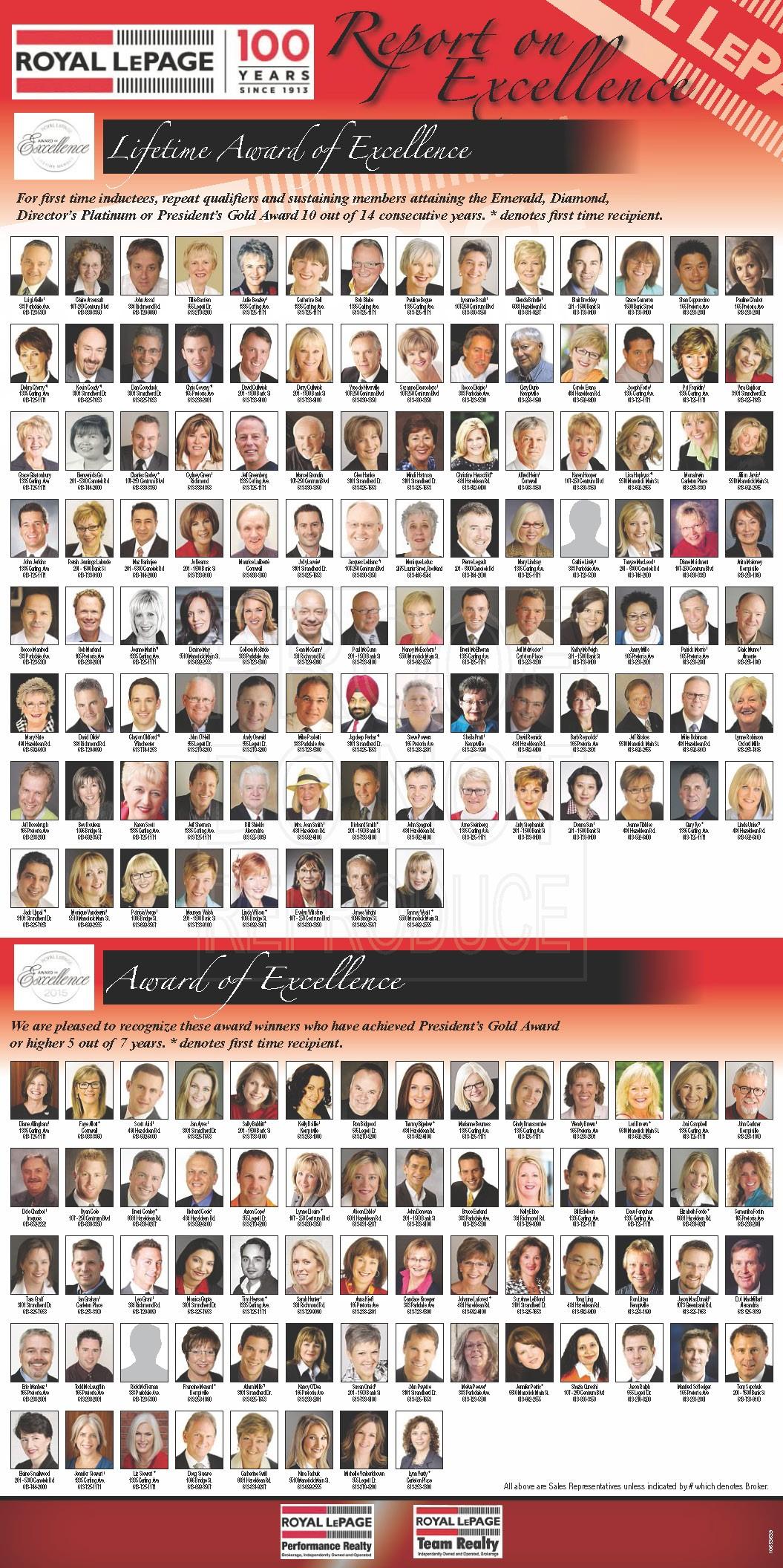 Congrats_Award of Excellence