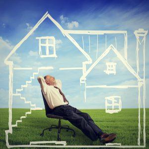 Senior planning dream home
