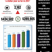 """a Stellar year so far""…Ottawa Real Estate Snapshot June 2017"