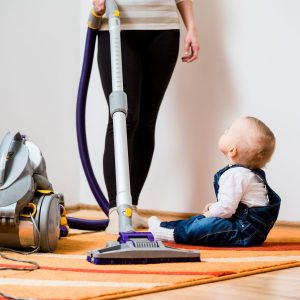 Spring Cleaning – Get the Kids Involved
