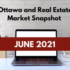 June 2021 Real Estate Market Snapshot
